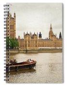 Thames Spiral Notebook