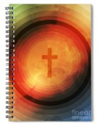 Thanks Be To God Spiral Notebook