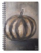 Thanksgiving - Pumpkin Spiral Notebook