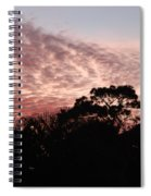 Thanksgiving Sky Spiral Notebook