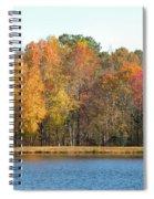 Thanksgiving Weekend 2016 Spiral Notebook