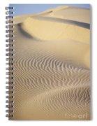 Thar Desert Dunes Spiral Notebook