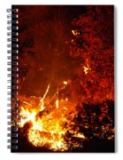 That Ain't No Campfire Spiral Notebook