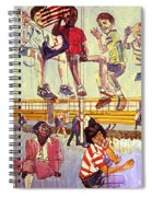 That Busing Thang Spiral Notebook