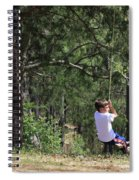 That Ole' Rope Swing Spiral Notebook