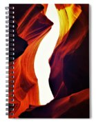 That Sacred Place Spiral Notebook