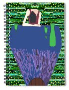 That Sinking Feeling Spiral Notebook