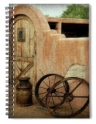 The Western Style Spiral Notebook