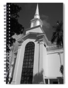 Thats Church Spiral Notebook