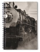 The 1702 At Dillsboro Spiral Notebook