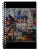 The 80 S Collage Spiral Notebook