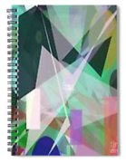 The Abstract Spiral Notebook