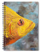 The Abyss Stares Back Spiral Notebook