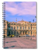 The Administrative Palace Spiral Notebook