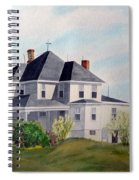 The Adrian Shuford House - Spring 2000 Spiral Notebook
