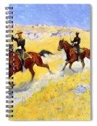 The Advance 1898 Spiral Notebook