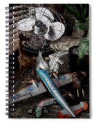 The African Fantasy Spiral Notebook