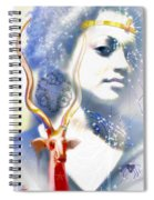 The African Witchweaver Spiral Notebook