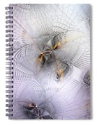 The Age Of Intellectual Ascension Spiral Notebook