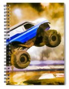 The Air Force Afterburner Spiral Notebook
