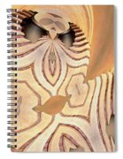 The Alien Spiral Notebook