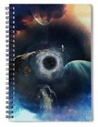 The All Seeing Eye Spiral Notebook