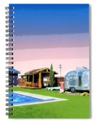 The American Dreamstate 1 Spiral Notebook