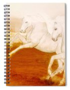 The Andalusians Spiral Notebook