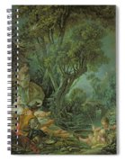 The Angler Spiral Notebook