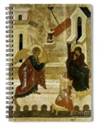 The Annunciation Spiral Notebook