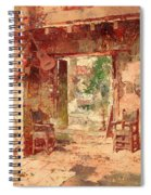 The Antiquarian's Shop Spiral Notebook
