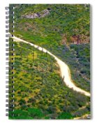 The Apache Trail Spiral Notebook