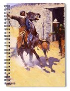 The Apaches Spiral Notebook