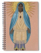 The Apparition Of St Kateri Tekakwitha 192 Spiral Notebook