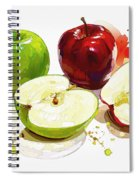 The Apple Focus Spiral Notebook