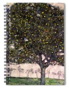 The Apple Tree II Spiral Notebook