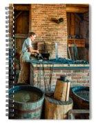 The Apprentice 3 Spiral Notebook