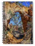 Golden Gully Gold Mine Spiral Notebook
