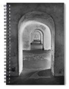 The Arches 2 Spiral Notebook