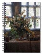 The Arrangement Spiral Notebook