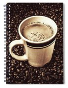 The Art Of Brewing Spiral Notebook