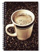 The Art Of Brewing Spiral Notebook