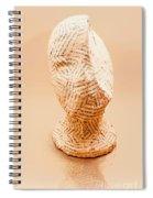 The Art Of Hidden Meanings Spiral Notebook
