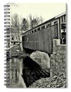The Art Of Nostalgia Spiral Notebook