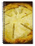 The Art Of The Pie Spiral Notebook