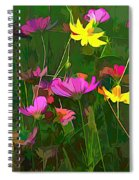 The Artistic Side Of Nature Spiral Notebook
