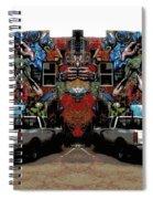 The Artist's House Spiral Notebook