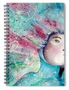 The Artist's Mind  Spiral Notebook