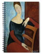 The Artist's Wife Spiral Notebook