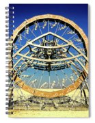 The Ascent Of Man Spiral Notebook
